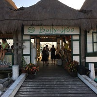 Bally-Hoo Isla Mujeres - 8 tips