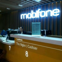 ... Photo taken at Mobifone Support Service Center by Katsunori K. on 4/16/  ...