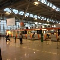3/7/2013にEv P.がワルシャワ ショパン空港 (WAW)で撮った写真