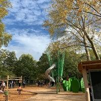 Parc De Jeux Du Jardin Du Luxembourg Playground In Paris