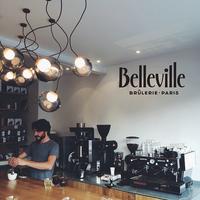 Das Foto wurde bei Belleville Brûlerie - Paris von Belleville Brûlerie - Paris am 10/27/2014 aufgenommen