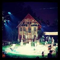 8/9/2013에 Martha G.님이 Delacorte Theater에서 찍은 사진