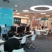 12/4/2012 tarihinde Ari K.ziyaretçi tarafından Maruay Knowledge & Resource Center'de çekilen fotoğraf