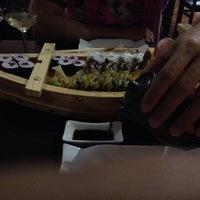 9/12/2014 tarihinde Bea B.ziyaretçi tarafından Taiyo Sushi Bar'de çekilen fotoğraf