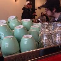 1/25/2014 tarihinde HarlemGal -.ziyaretçi tarafından Double Dutch Espresso'de çekilen fotoğraf