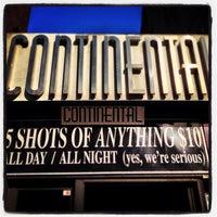 Foto scattata a Continental da Mark S. il 5/31/2013
