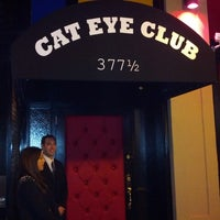 Foto scattata a Cat Eye Club da Corey il 2/23/2013