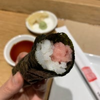 Foto scattata a KazuNori: The Original Hand Roll Bar da Wiwi K. il 11/5/2018