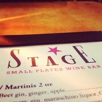 5/30/2013에 Joey B.님이 Stage Wine Bar에서 찍은 사진