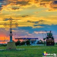Снимок сделан в Лукойл АЗС №68 пользователем Калач-на-Дону Г. 7/11/2016