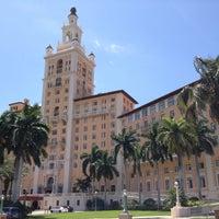 Foto diambil di Miami Biltmore Hotel oleh Francesco M. pada 4/28/2013