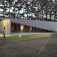 10/7/2012 tarihinde Nu New O.ziyaretçi tarafından 21_21 DESIGN SIGHT'de çekilen fotoğraf