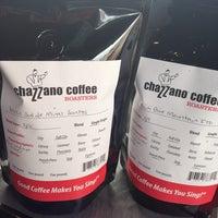 Photo prise au Chazzano Coffee Roasters par Joe H. le5/11/2014