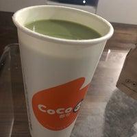 Foto tirada no(a) CoCo Fresh Tea & Juice por LYNX P. em 4/2/2018