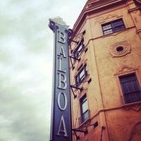 Photo prise au The Balboa Theatre par Bailey C. le10/18/2012