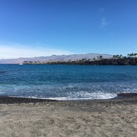 Photo Taken At 49 Black Sand Beach By Heather D On 11 7