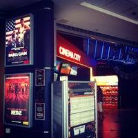 Photo taken at Cinema City by Zsolt B. on 8 11 2013 ... baf0355c77