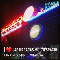 Снимок сделан в Las Urracas Multiespacio пользователем felipe e. 2/22/2013