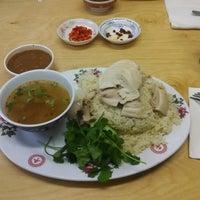 Das Foto wurde bei Nong's Khao Man Gai von Peter Y. am 1/22/2014 aufgenommen