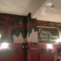 Das Foto wurde bei Crêperie Les 3 Pommes von Monica F. am 10/26/2012 aufgenommen
