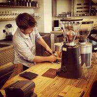 Снимок сделан в EMA espresso bar пользователем Jan M. 6/27/2013