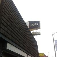 Снимок сделан в The York пользователем michael c. 12/4/2012