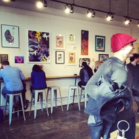 Foto scattata a The Lab by Alchemy Coffee da Natalie G. il 11/8/2014