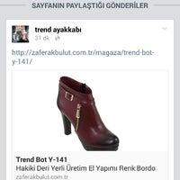 f6627196467fb ... 2/9/2015 tarihinde Zafer A.ziyaretçi tarafından Trend Ayakkabı Çanta'de  ...