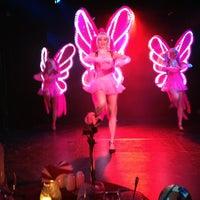 Снимок сделан в Театр-кабаре на Коломенской/ The Private Theatre and Cabaret пользователем Kate L. 1/11/2013