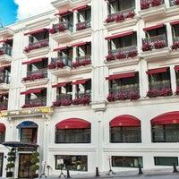 4/22/2015 tarihinde Dosso Dossi Hotels Old Cityziyaretçi tarafından Dosso Dossi Hotels Old City'de çekilen fotoğraf