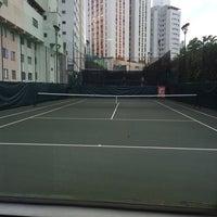 Foto tirada no(a) Play Tennis - Aclimação por Gisele L. em 3/15/2014