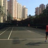 Foto tirada no(a) Play Tennis - Aclimação por Gisele L. em 2/8/2014