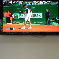 Foto tirada no(a) Play Tennis - Aclimação por Gisele L. em 4/19/2014