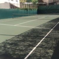 Foto tirada no(a) Play Tennis - Aclimação por Gisele L. em 1/25/2014