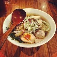 Das Foto wurde bei 樂麵屋 Rakumenya von Joe C. am 6/18/2013 aufgenommen