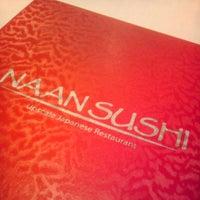 10/6/2012にChristy E.がNaan Sushiで撮った写真