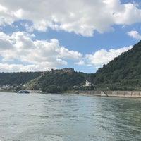 Das Foto wurde bei Schloss Rheinfels von Tim H. am 7/4/2017 aufgenommen