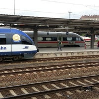 Das Foto wurde bei Bahnhof Berlin-Lichtenberg von Andreé M. am 5/22/2013 aufgenommen