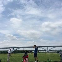 ゴルフ 場 扇 練習