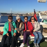 Das Foto wurde bei Seyr-ü Sefa Teknesi | İstanbul Tekne Kiralama & Teknede Düğün von Jeab P. am 12/8/2017 aufgenommen