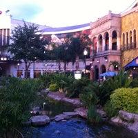 Снимок сделан в Pointe Orlando пользователем Bonny P. 7/7/2012