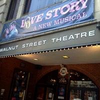 8/12/2012 tarihinde Billy J.ziyaretçi tarafından Walnut Street Theatre'de çekilen fotoğraf