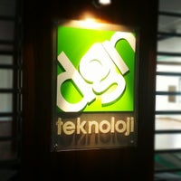 รูปภาพถ่ายที่ DGN Teknoloji โดย Diggyen เมื่อ 6/22/2012