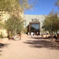 Photo prise au Musical Instrument Museum par Emily T. le2/26/2012