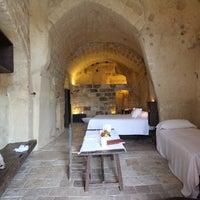 7/25/2012에 Carlos M.님이 Sextantio | Le Grotte della Civita에서 찍은 사진
