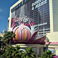 Foto tomada en Flamingo Las Vegas Hotel & Casino por Christian D. el 5/13/2012
