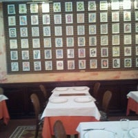 4/28/2012에 Lukas H.님이 Antica Trattoria della Gigina에서 찍은 사진