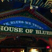 Foto tirada no(a) House of Blues por Scott M. em 7/9/2012