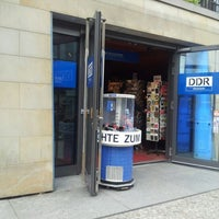 Photo prise au DDR Museum par Jorma M. le6/26/2012