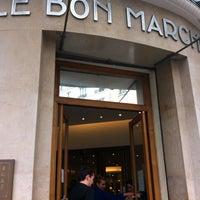Foto scattata a Le Bon Marché da Pierre L. il 5/19/2012